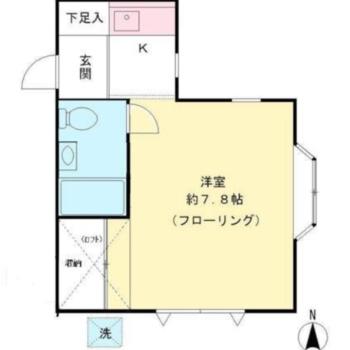 居室も収納スペースも広々。