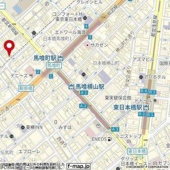 オープンレジデンシア千代田東神田