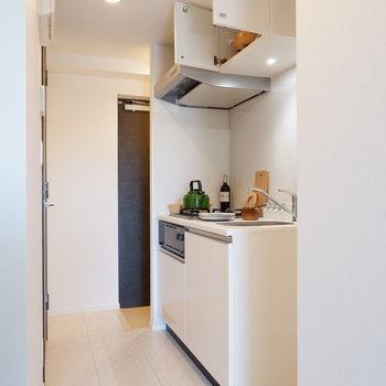 高級感のある廊下※家具はサンプルです※家具はサンプルです