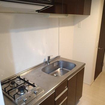 キッチンは調理スペースも十分※写真は前回募集時のものです