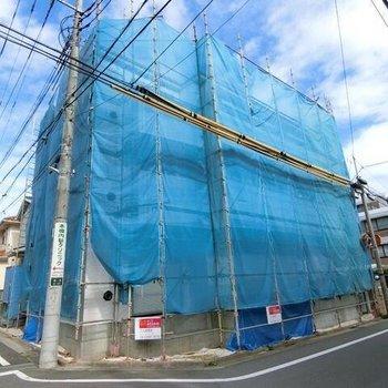 地下鉄赤塚7分アパート