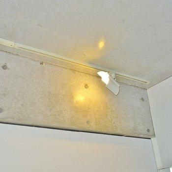 照明もオシャレでしょ※写真は同タイプの別室。