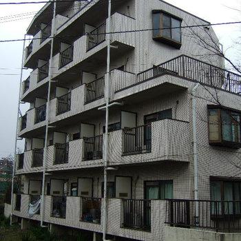 モナーク二俣川リバーサイドマンション