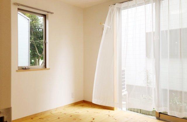 カーサ・ナツーラのお部屋