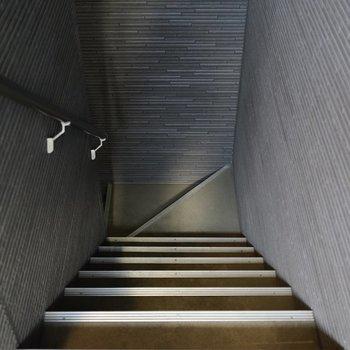 お部屋のある3階まで階段ですが、手すりもあるので個人的には意外に楽でした。