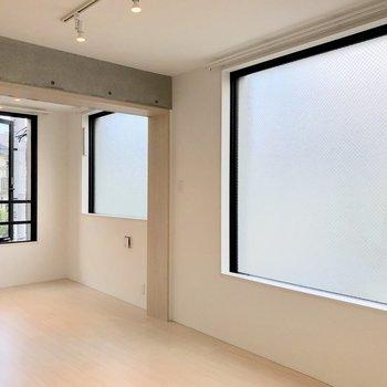 【DK】なんとか1枚に窓を3つ収められました