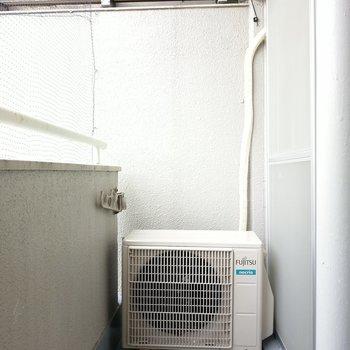 洗濯干すスペースはちゃんとあります!