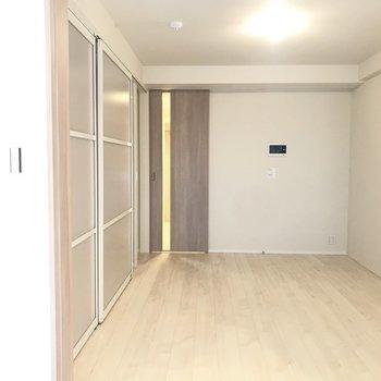 ゆったりした時間が過ごせそうです※写真は3階の同間取り別部屋のものです