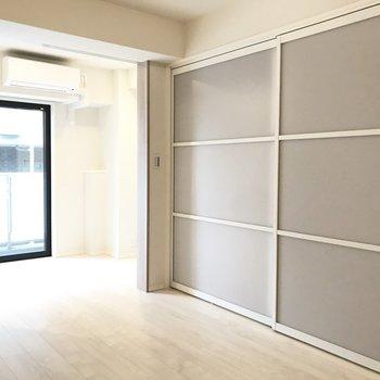奥の部屋はなんだか秘密基地みたいですね※写真は前回募集時のものです