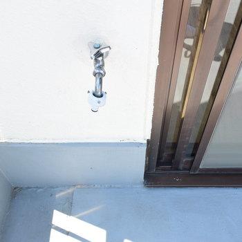 【2階】水道もついているので、水遊びもできますね