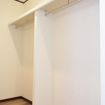 【2階】ウォークインクローゼットが2階にも!