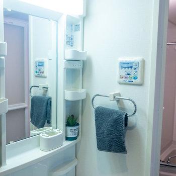浴室乾燥機機能もついてます※写真は前回募集時のものです