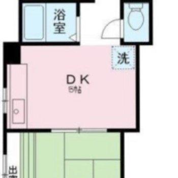 2つのお部屋、どう使おうかな。