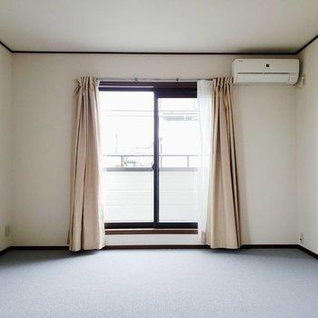 【洋室②】広々約11㎡もあります※写真は前回募集時のものです