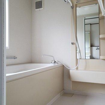 浴槽が大きい〜※写真は前回募集時のものです