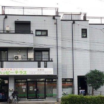 ガーデンハウス新川崎