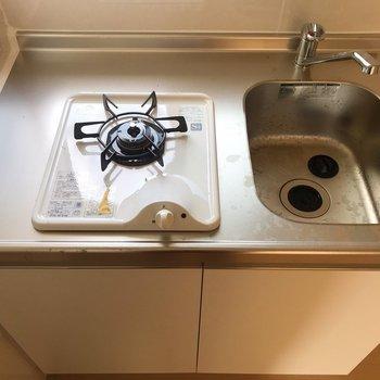システムキッチンはお掃除しやすいんです!