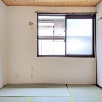 【和室】ちゃぶ台を置いてゆっくりしたい雰囲気
