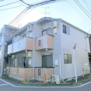 東長崎7分アパート