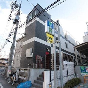 巣鴨新田7分アパート