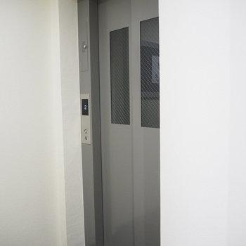 エレベーターももちろんありますよ〜