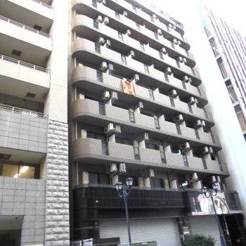 グリフィン横浜・弁天通り