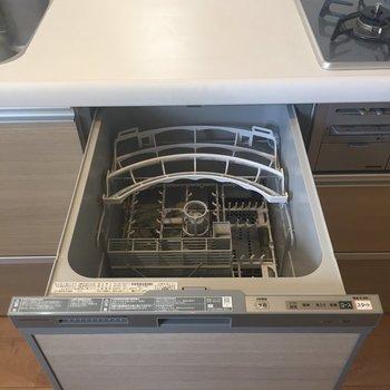 食洗機があるんです…!少しでもあなたの役に立てたら。