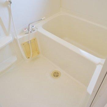 お風呂もまだまだ綺麗です★