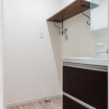 洗濯機はその隣に。※写真は前回募集時のものです