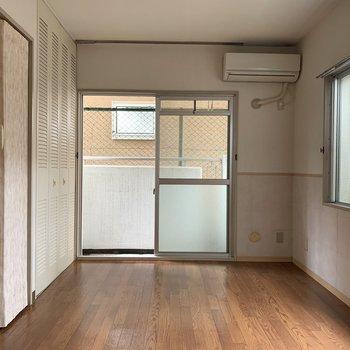 レトロでかわいい〜※写真は1階の同間取り別部屋のものです