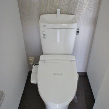 トイレもおNEW~~!