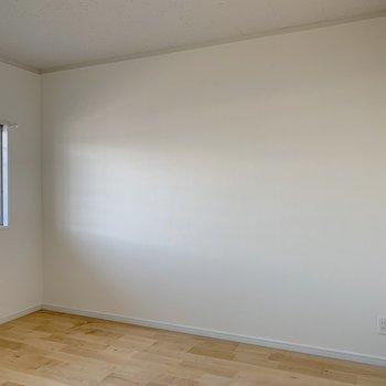 しっかり光も入ります。※写真は3階反転間取り別部屋のものです