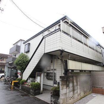ひばりケ丘10分アパート