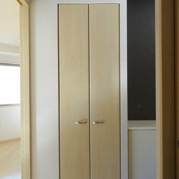 こちらの扉は※写真は同タイプの別部屋