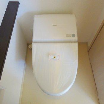 タンクレストイレ※写真は同タイプの別部屋