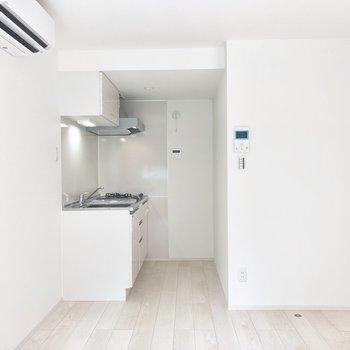 キッチンはひとり立ってちょうど良い