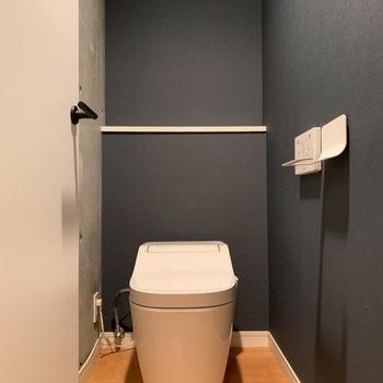 地下1階にもトイレがあります。※写真は前回募集時のものです