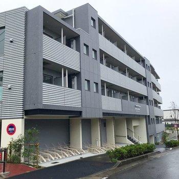 新築でピッカピカのこちらのマンション!