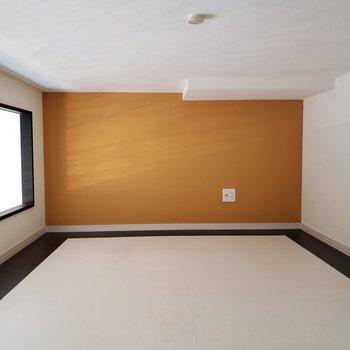 ロフトスペースも綺麗です◎ゆったり寝室にするのもイイネ☆