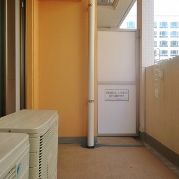洗濯がしやすい◎。※写真は、同タイプの2階部分。