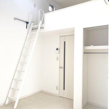 階段のぼってみましょ〜