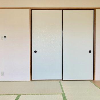 【和室】和室にはやっぱり押入れ!