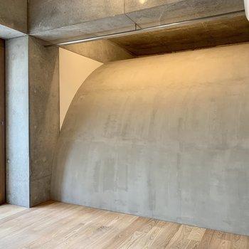 【洋室】広さを増やしつつ、光をお部屋に射し込む。