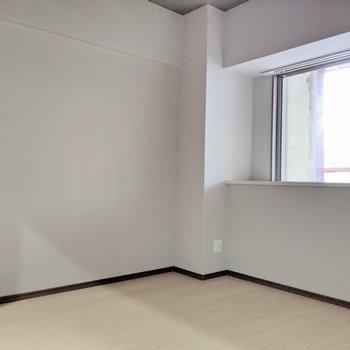 【洋室5帖】北向きなので柔らかい光。(※写真は2階同間取り別部屋のものです)