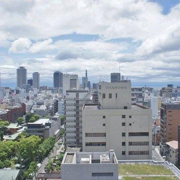 360°神戸の街並み!※写真は同タイプの別室。