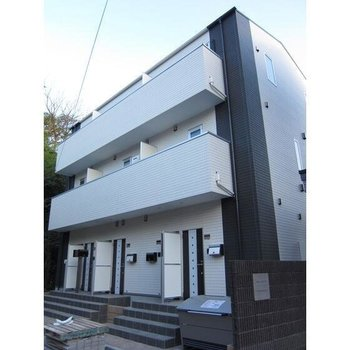 蒔田7分アパート