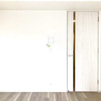 ソファベッドを置こうかな※写真は4階の同間取り別部屋のものです