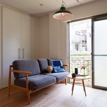 【完成イメージ】家具は好きなものをチョイスして。シンプルな空間にアナタらしさを◎