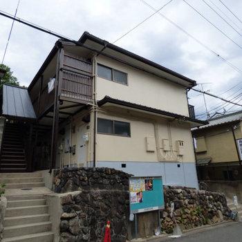 第二船岡山荘