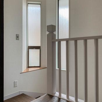 【2階】さてそれでは下に降りて、次は地下1階へ。